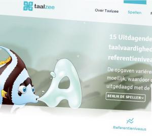 nieuwe taalzee site