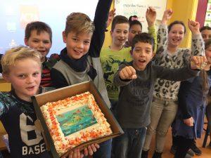 basisschool triangel uit wieringerwerg spaart groepsprijs taalzee compleet