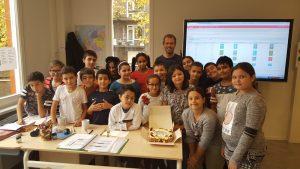 tijl uilenspiegelschool eerste zeekasteel in taalzee compleet